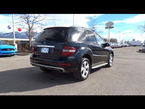 2009 Mercedes-Benz M-Class Salt Lake City, Murray, South Jordan, West Valley City, West Jordan, UT 3