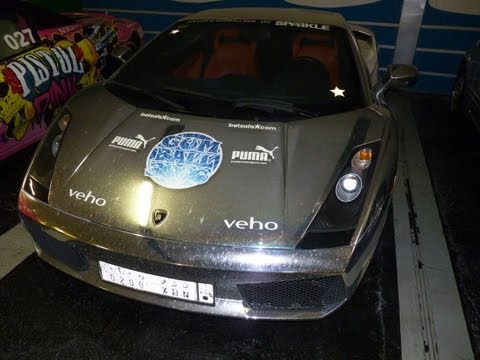 DREAM PARKING Gumball 3000 2011 Monaco