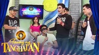 Tawag ng Tanghalan: Angel Locsin's impersonator surprises Paulo