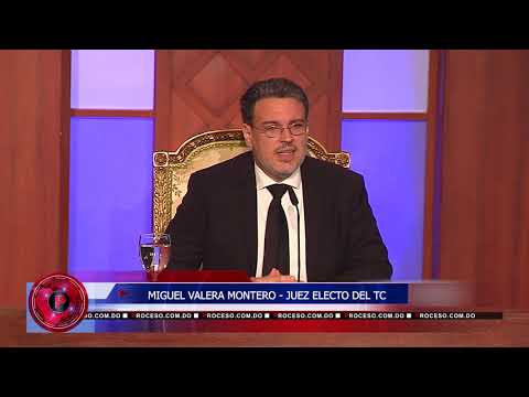 NUEVOS JUECES DEL TRIBUNAL CONSTITUCIONAL POR JONAN GONZALEZ - PROCESO 16-12-2018