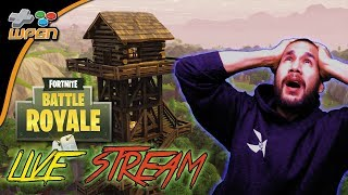 FORTNITE Battle Royale - Live Stream -Early Morning WIN - Road to Level 50