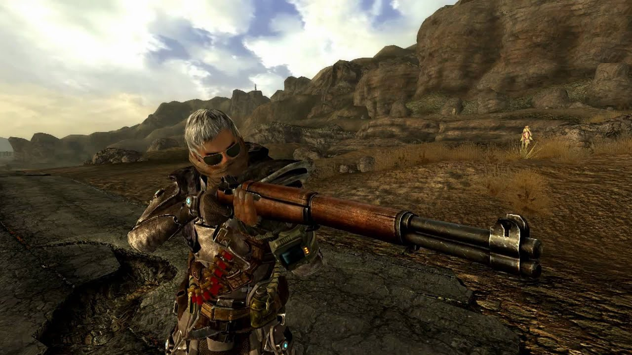 this machine new vegas