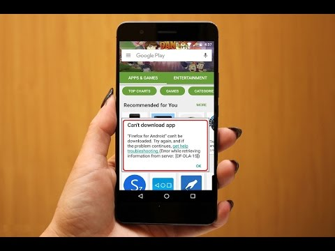 How to Fix All Google Play Store Errors (Easy)