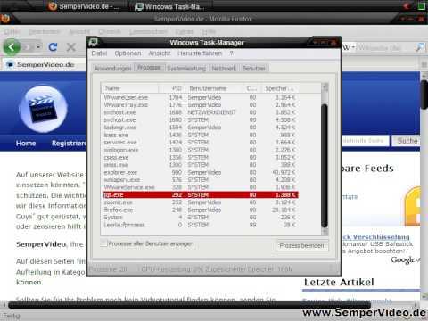 Java Quick Starter abschalten - YouTube