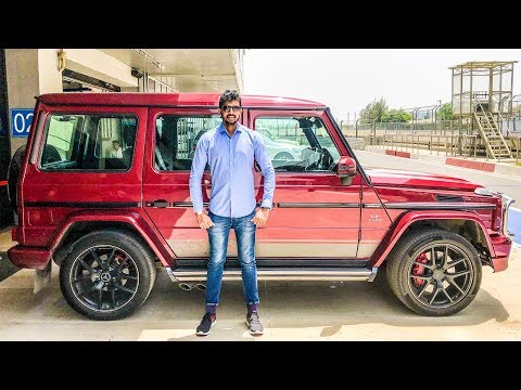 Mercedes E63 AMG Launch - Track Vlog 🔥 | Faisal Khan