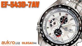 CASIO EDFIFICE EF-543D-7AV