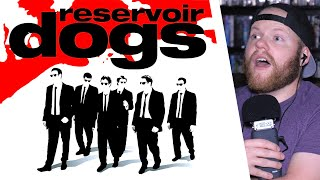 RESERVOIR DOGS (1992) MOVIE REACTION!! FIRST TIME WATCHING!