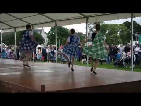 Perth, Scone Palace e Highland Games - 08 a 10/08/2015