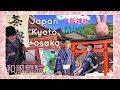 2018 Kyoto Day2 祗園和服體驗•神社掃街