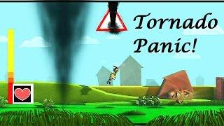 Tornado Panic - LittleBigPlanet 3 LBP3 PS4