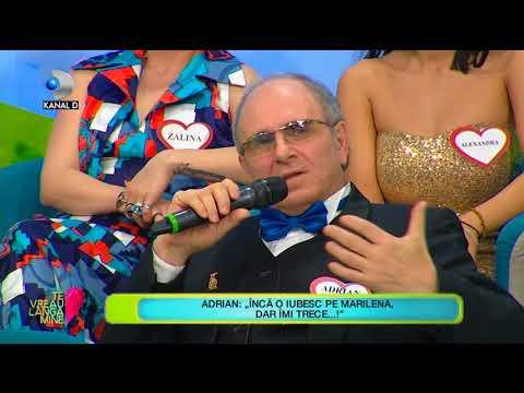 Te vreau langa mine! (19.01.2018) - Adrian sufera dupa Marilena? Partea II