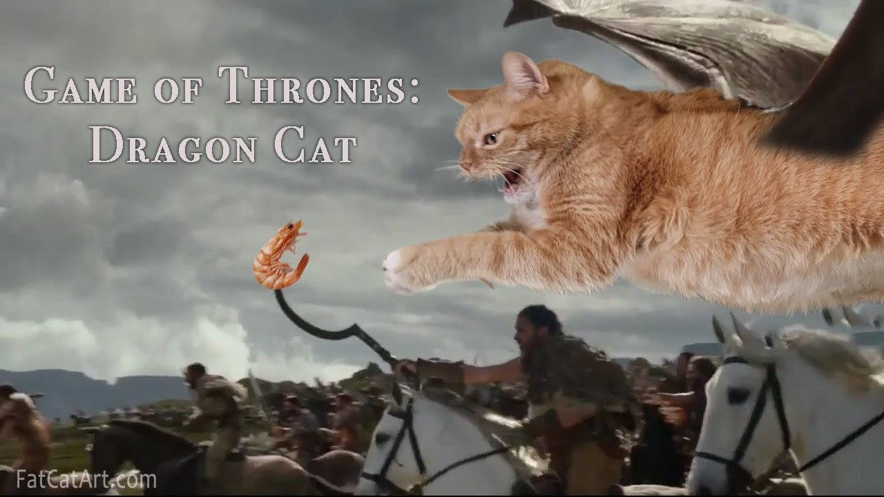 Game Of Thrones Theme Sung By Cats
