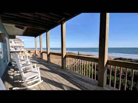 Topsail Island Vacation Rentals - 124 Ocean View Lane, North Topsail Beach NC 28460