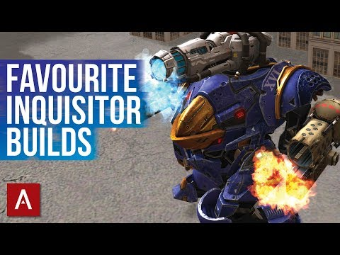War Robots Inquisitor FAVOURITE BUILDS (after update 4.3) | The Inquisitor is BACK!