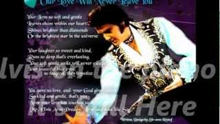 Elvis Presley- It