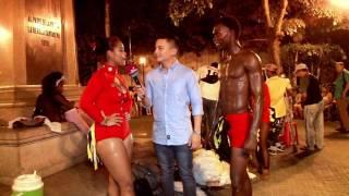 Vida Nocturna de Cartagena Colombia