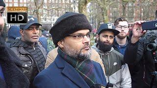 P1 You 39 re A Liar Hashim vs Christian Speakers Corner Hyde Park
