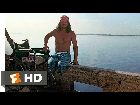 Forrest Gump 69 Movie   Lt. Dan Makes His Peace 1994 HD