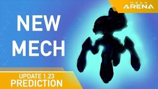New Mech, Update 1.2х?   Mech Arena: Robot Showdown