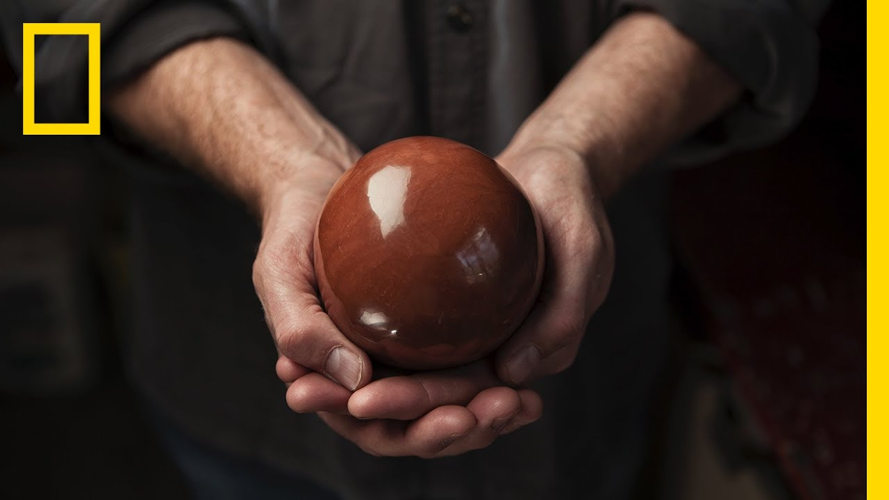 In search of the perfect sphere 5