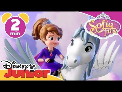 Sofia the First | Mystic Isles: Happy Holidays Sneak Peek | Disney Junior UK