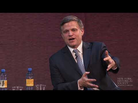 History with David M. Rubenstein: A Conversation with Douglas Brinkley