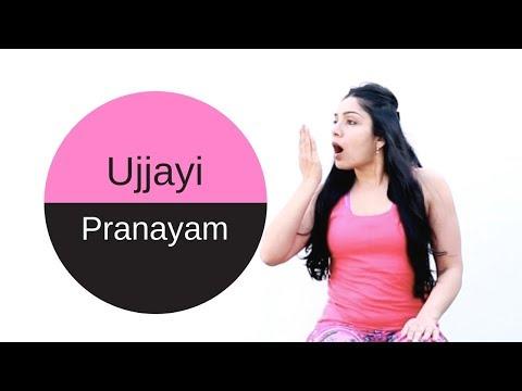 Ujjayi Pranayama | Yogic Breath for relieving Insomnia & soothing the nervous system