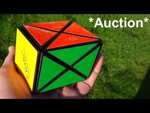 Tony Fisher's Container Puzzle (past Auction)