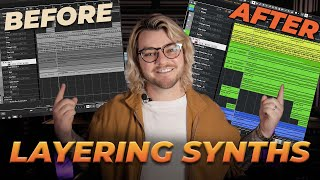 INSTANTLY Level Up Your Productions With This Trick (How to Layer Synths)  | Make Pop Music