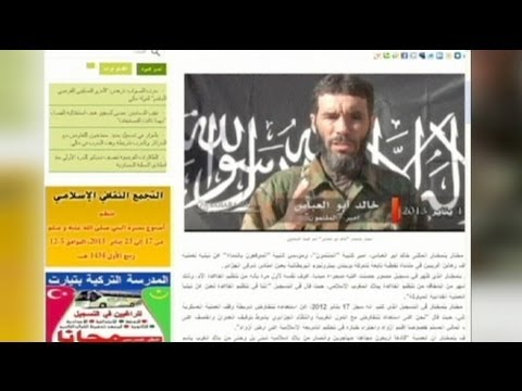 Five militants captured alive at In Amenas