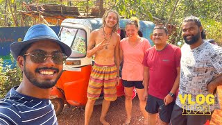 EP #4 Secret Beach in Goa - Scooter Off-roading & Amsterdam Couple
