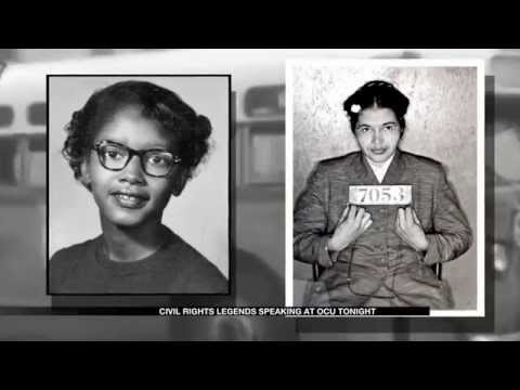 Montgomery bus boycott legends come to Oklahoma