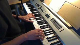 """Here's my piano transcription of a great soundtrack piece from Joe Hisaishi (久石 譲). It's composed for the anime """"Ponyo (On The Cliff By the Sea)"""" (Gake no Ue ..."""