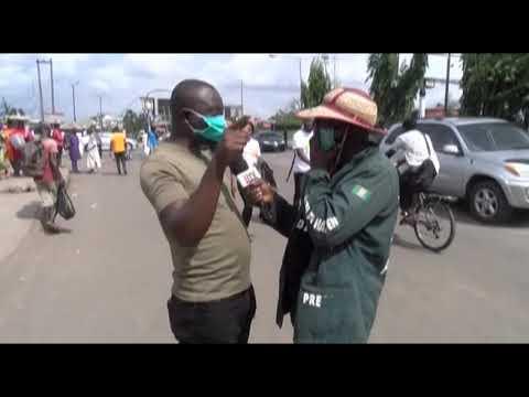 VBOSUNU: CORONA VIRUS LOCKDOWN IN BENIN