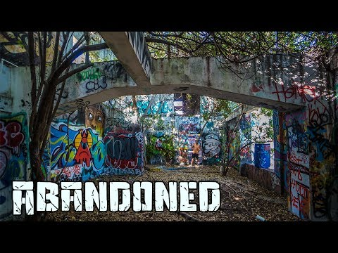 Abandoned Miami - RC Cola Plant | Wynwood, Florida