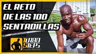 EL RETO DE LAS 100 SENTADILLAS