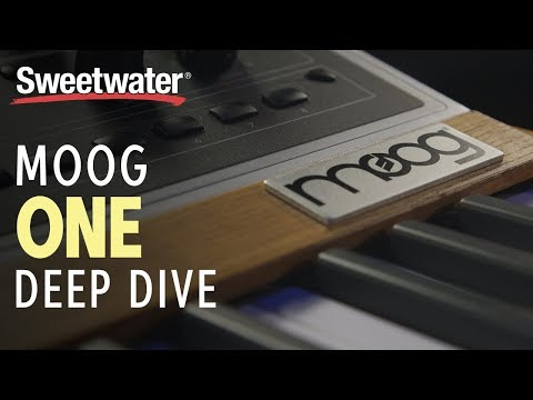 Moog One Deeper Dive with Daniel Fisher Mp3