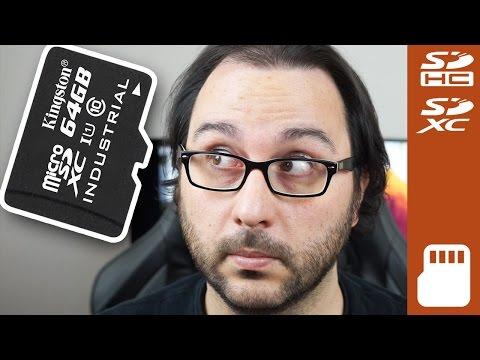 Come SCEGLIERE la MIGLIORE SD o Micro SD per VIDEO e FOTO - Kingston IG UHS 1