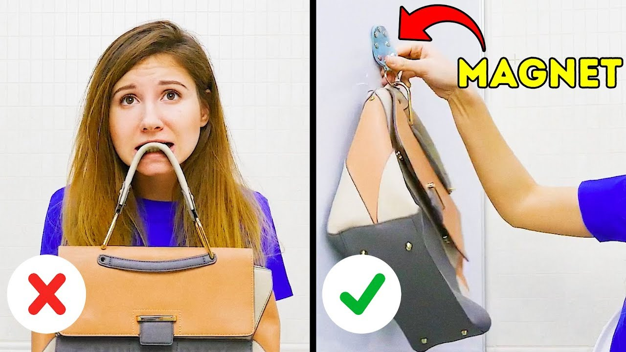 22 Hacks That Will Make Every Girl S Life So Much Easier Youtube