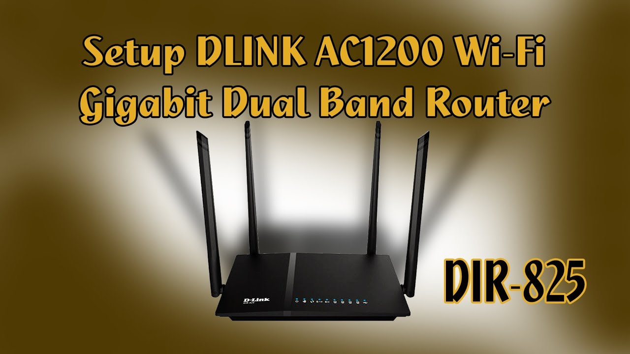 how to connect dlink wifi router