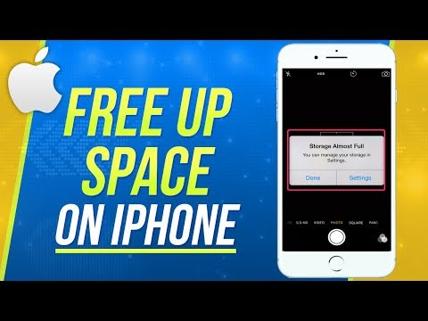 How to Free Up Space on iPhone 2019 NEW TRICK!! | How to Clear Cache on iPhone