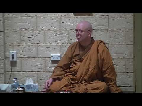 Story About Monk With Psychic Powers | Ajahn Brahm