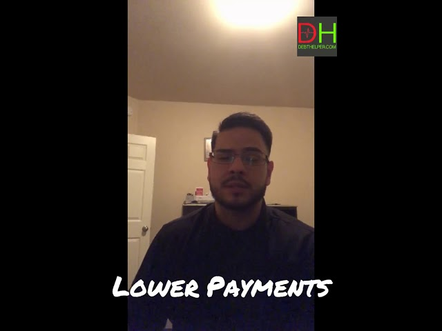 Kevin's Debt Success Story Thanks to Debthelper.com