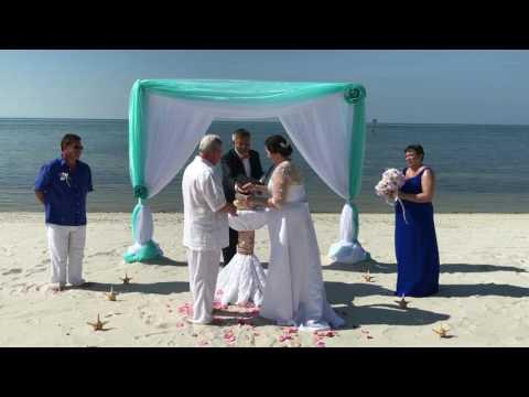 Destination Beach  Weddings Key West by Conch Concierge Weddings