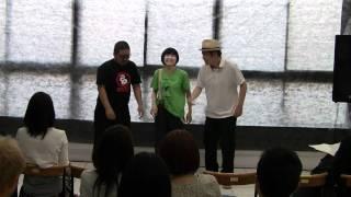 2011年6月4日に下北沢EMUスタジオで行われたお笑いライブ GOMBO HOLY NI...