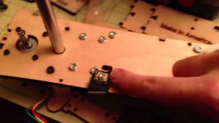 Quick Tips For Building The Printrbot Plus V2 - Base Rods And Limit Switches