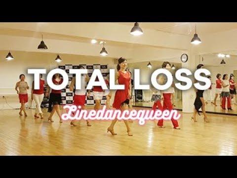 Total Loss Line Dance (Beginner Level) Demo