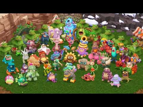 My Singing Monsters: Dawn Of Fire - Continent (Full Song) (1.13.0)