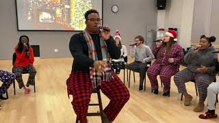 This Christmas (opb. Danny Hathaway) - Pitch Slapped