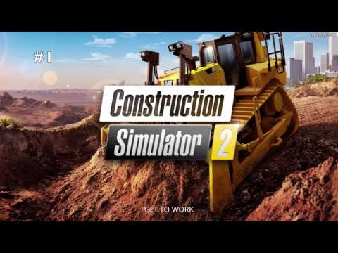 Construction Simulator 2 - #1 Desert Springs - Gameplay